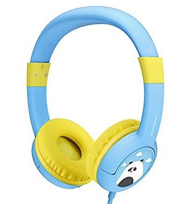 Mpow Kopfhörer für Kinder mit Lautstärkebegrenzung und Musik-Sharing nur 8,95 Euro