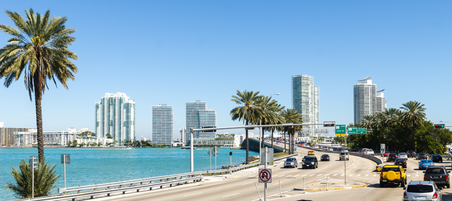 Florida – Fly & Drive – 9 Tage mit Flug und Mietwagen – nur € 599