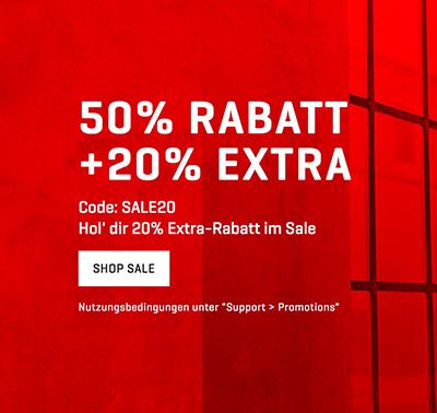 Bis zu 50% Rabatt im Sale + 20% Extra-Rabatt dank Gutscheincode bei Puma