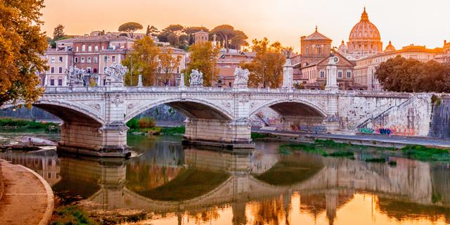 Citytrip nach Rom! 3-5 Tage ins 3* Hotel (100%) inkl. Frühstück und Flügen ab 109,- Euro pro Person
