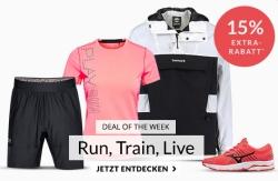 Engelhorn Sports Weekly Deal: 15% Rabatt auf Running & Training