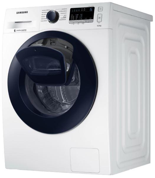 SAMSUNG WW90K44205W/EG Waschmaschine (1400 U/Min., A+++, 9 kg) für nur 477,58 Euro inkl. Versand (statt 564,94 Euro)