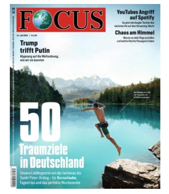 Gutschein Focus