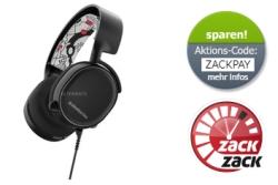 SteelSeries Arctis 5 Headset für 79,90 Euro inkl. Versand bei Zahlung mit Paydirekt