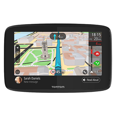 TOMTOM GO 620 Navigationsgerät (6 Zoll, 152 Länder, Lifetime Updates) für nur 179,- Euro