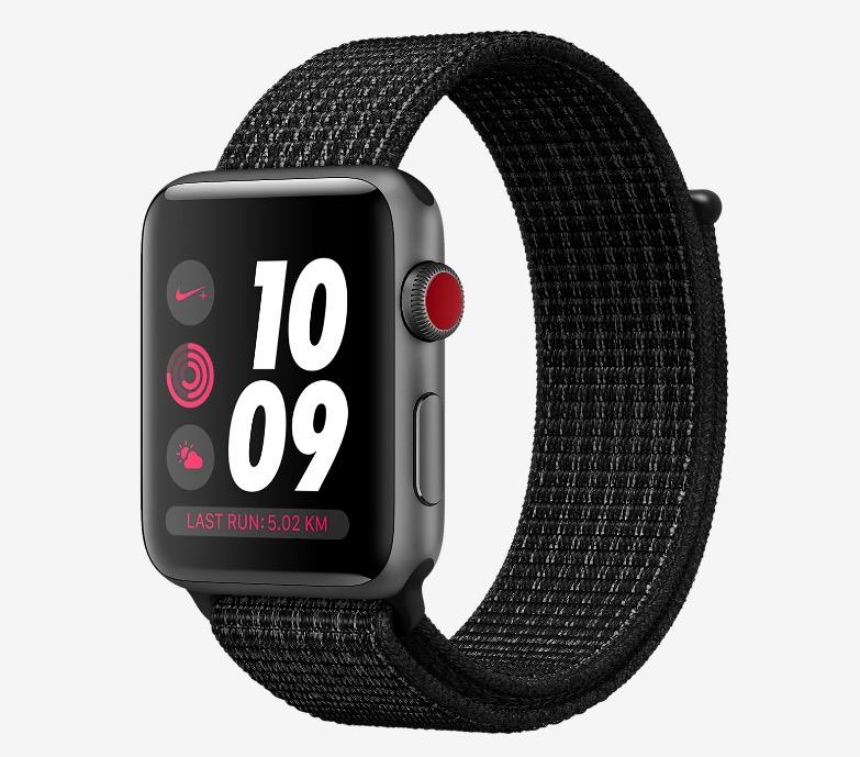 Apple Watch Series 3 Nike+ mit LTE 42mm für je nur 334,94 Euro inkl. Versand