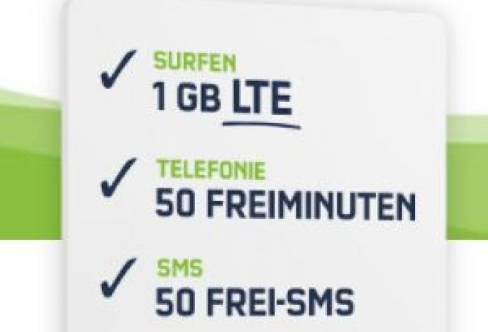 MD Telefonica Smart Surf mit 50 Min + 50 SMS + 1GB Daten nur 3,99 Euro + ZTE Blade V8 Mini für einmalig nur 19,95
