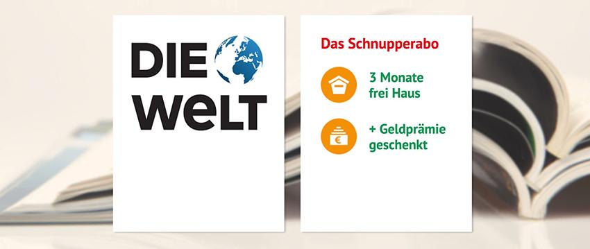 Zeitschrift Die Welt