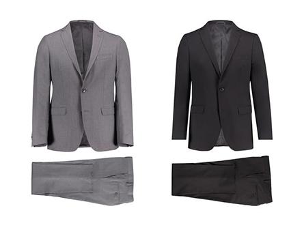 Engelhorn Selection Herren Anzug Oxford in verschiedenen Farben für nur 75,55 Euro inkl. Versand