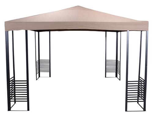 Garden Impressions Pavillon Promo Alu (300×300 cm) für nur 139,45 Euro inkl. Lieferung