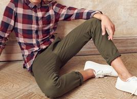 20% Rabatt auf Hosen und Jeans im Tom Tailor Onlinestore