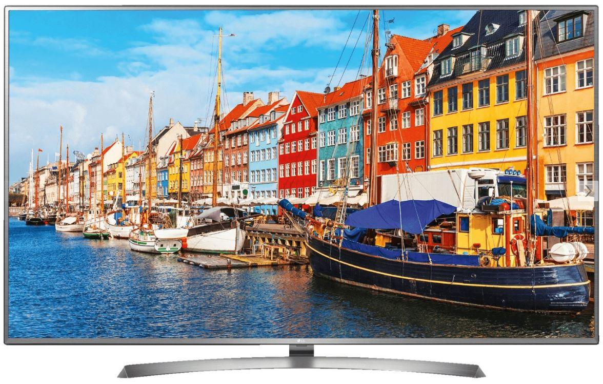 75″ LG 75UJ675V.AEU UHD 4K Smart TV für nur 1.294,- Euro inkl. Versand (statt 1.549,- Euro)
