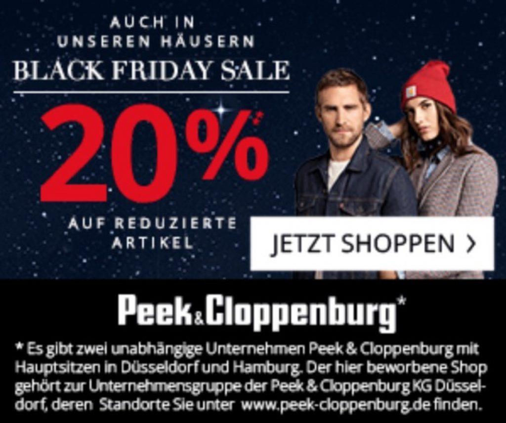 Peek & Cloppenburg* Onlineshops