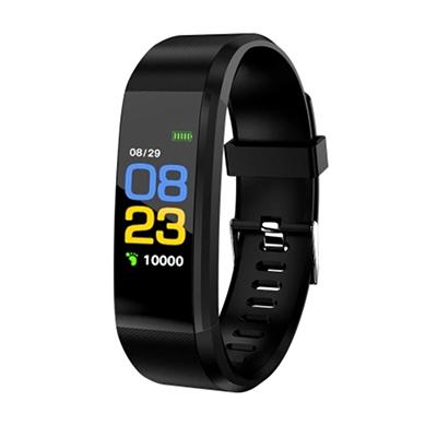 115PLUS Smart Armband mit Herzfrequenzmesser und Schlaf-Monitor für nur 5,97 Euro