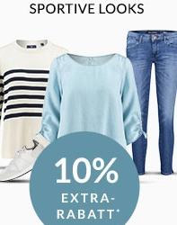 Engelhorn Mode Weekly Deal mit 10% Extra-Rabatt auf Sportive Mode