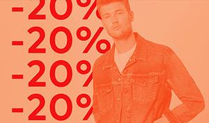 Nur noch heute: 20% Extra-Rabatt auf über 3.200Übergangsjacken bei ABOUT YOU