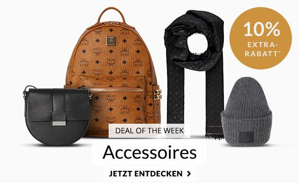 Engelhorn Mode Weekly Deal mit 10% Extra-Rabatt auf Accessoires