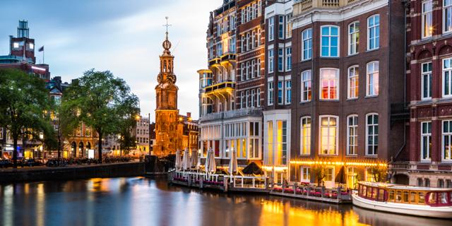 Amsterdam! Übernachtung im 4* Designhotel (88%) für 2 Personen nur 55,- Euro