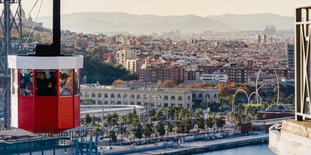 2-5 Nächte Barcelona im sehr guten 3*Hotel mit Frühstück und Flügen ab 99,- Euro pro Person