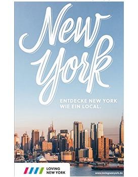 New York Reiseführer mit echten Insider-Tipps für 2018 als Kindle Edition vollkommen gratis
