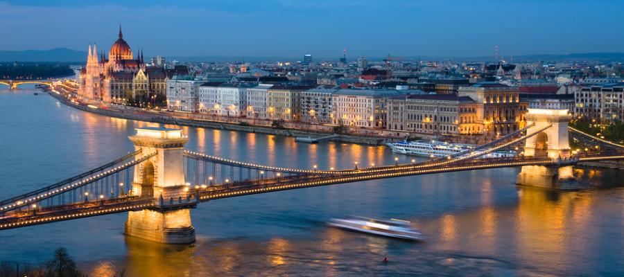 Budapest! 3Tage mit Flug, TOP 3* Hotel(100%), Frühstück u.m. für 79 Euro p.P.