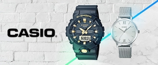 Casio Uhrensale beim Shopping-Club Vente-Privee (Veepee)