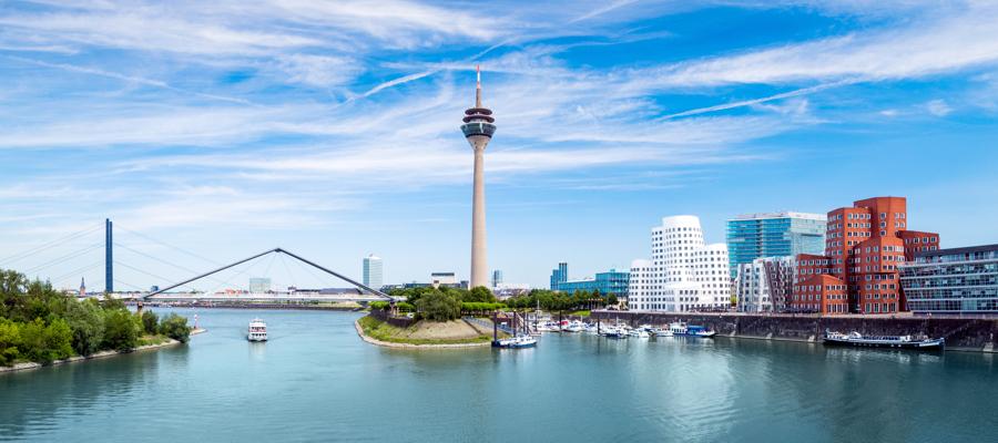 Düsseldorf im Dezember! 4* Dorint Hotel inkl. Frühstück für 24,50 Euro p.P.