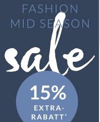 Engelhorn Weekly Deal: 15% Extra-Rabatt auf bereits reduzierte Artikel im Midseason Sale
