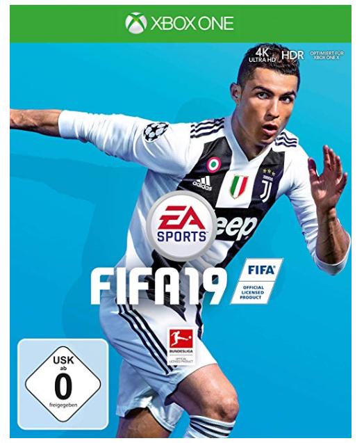 Fifa 19 für Xbox One für nur 49,- Euro inkl. Versand