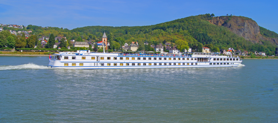 Rhein-Romantik! 3 Tage TOP 4*Hotel Ebertor in Boppard inkl. Halbpension + Nutzung des Wellnessbereichs für nur 69,-Euro p.P.