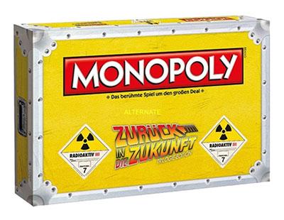 Monopoly Zurück in die Zukunft (Standard Edition) für nur 18,48 Euro inkl. Versand