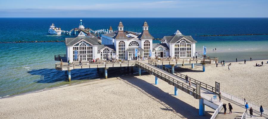 +Luxus & Wellness an der Ostsee+ 3 Tage Rügen im 4* Resort (88%) mit Frühstück, 1xAbendessen u.v.m. für 76,- Euro p.P.