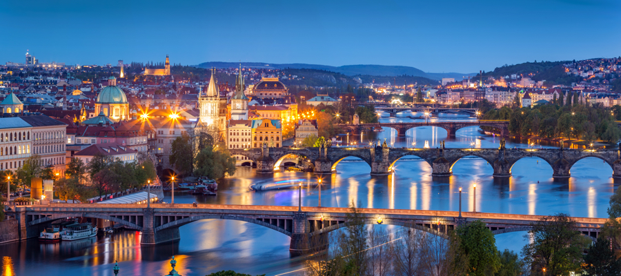 Prag! 3 Tage im TOP 4*Hotel International Prague (88%) inkl. Frühstück, WLAN – bereits ab 49,-Euro p.P.