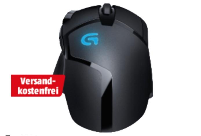 Logitech G402 Gaming Maus für nur 19,- Euro inkl. Versand