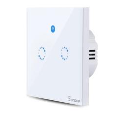 SONOFF T1 WiFi und RF 86 Smart Touch Wandschalter für nur 10,80 Euro