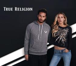True Religion Markensale für Damen, Herren und Kinder bei Vente-Privee!