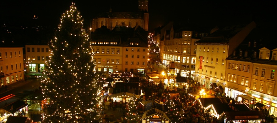 Nürnberger Christkindlesmarkt! Zentrales 4* Ringhotel Loew's Merkur (92%) inkl. Frühstück, Weihnachtspass u.m. für 59,- Euro p.P.