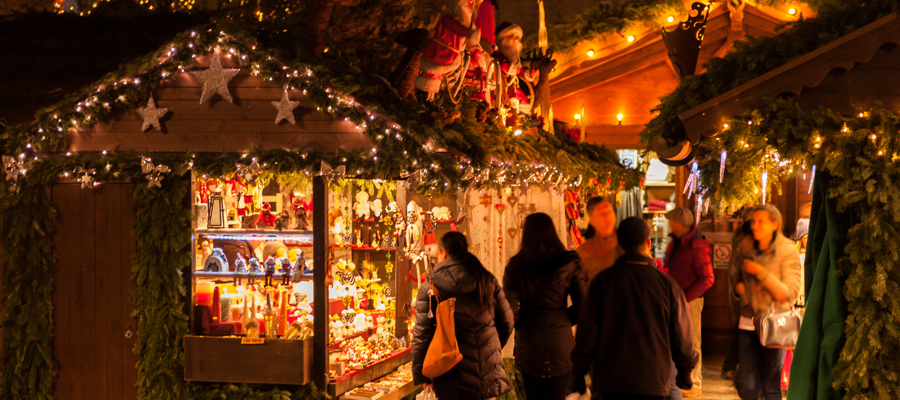 *Weihnachtsmarkt in Straßburg* 1 Nacht auf dem TOP Hotelschiff MS Carissima inkl. Halbpension, Wellness u.m. für 69 Euro p.P.