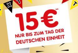 Nur noch heute! 15,- Euro Gutschein mit 150,- Euro MBW bei Netto