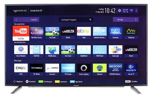 Kracher! Grundig 65 VLX 7730 BP 65 Zoll 4K/UHD-Smart TV für nur 559,- Euro (statt 679,- Euro)