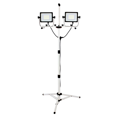 Atrox AY 374 LED Doppel-Baustrahler (2 x 70 W) für nur 79,99 Euro inkl. Versand