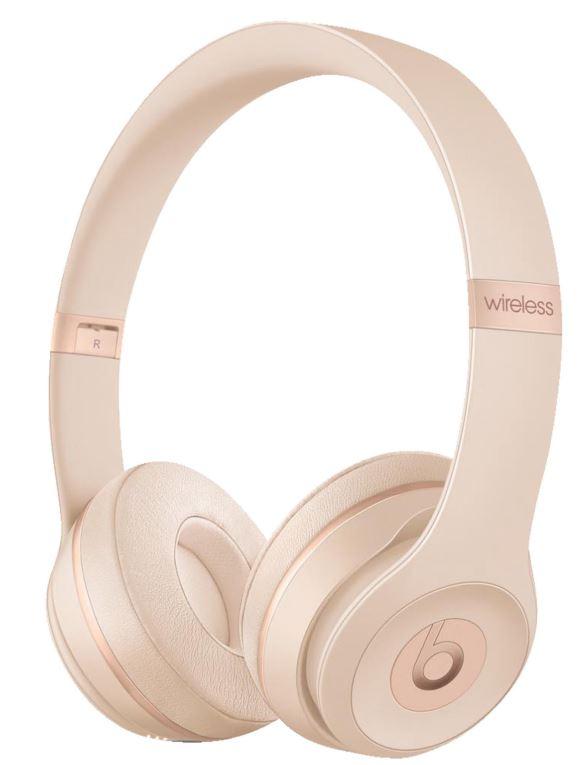 BEATS Solo 3 wireless On-ear Kopfhörer in Satingold für nur 159,- Euro inkl. Versand