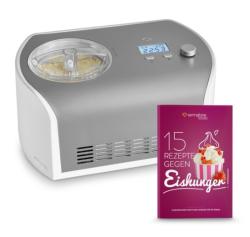 Elli Eismaschine mit Kompressor für nur 139,- Euro inkl. Versand