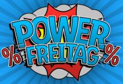 Nur heute: Powerfreitag im LIDL Onlineshop mit vielen verschiedenen Angeboten