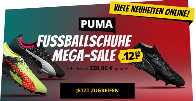 Puma Deutschland Online Shop Jetzt Bis Zu 90% Sparen