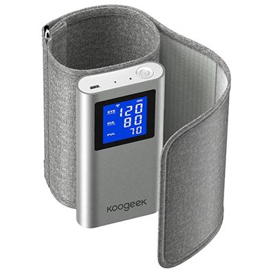 Koogeek Oberarm Blutdruckmessgerät (FDA genehmigt) für nur 31,99 Euro inkl. Versand