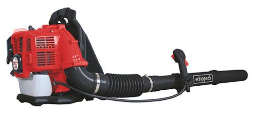 Scheppach LB5200BP Backpack Benzin-Laubbläser für nur 125,99 Euro inkl. Versand