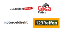 12% Gutscheincode auf alle Artikel der Händler Giga Reifen, 123Reifen, meinReifenOUTLET, reifendirekt und motoroeldirekt bei Rakuten