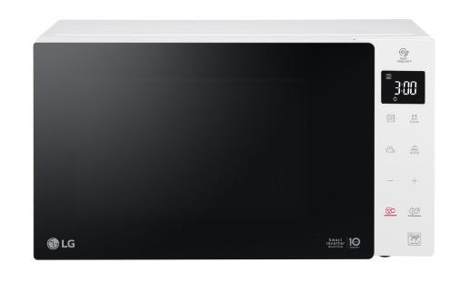 LG MS 23 NECBW Mikrowelle mit 23 Liter Garraum und 1000 Watt Leistung für nur 99,- Euro