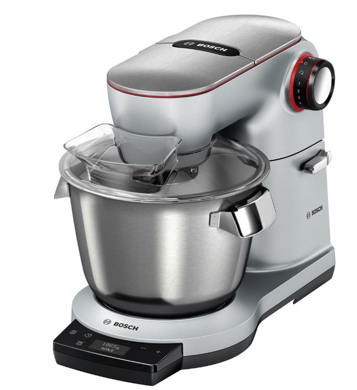 Bosch MUM9YX5S12 Küchenmaschine mit Mixaufsatz und Profi Flexi-Rührbesen Set für nur 499,- Euro inkl. Versand